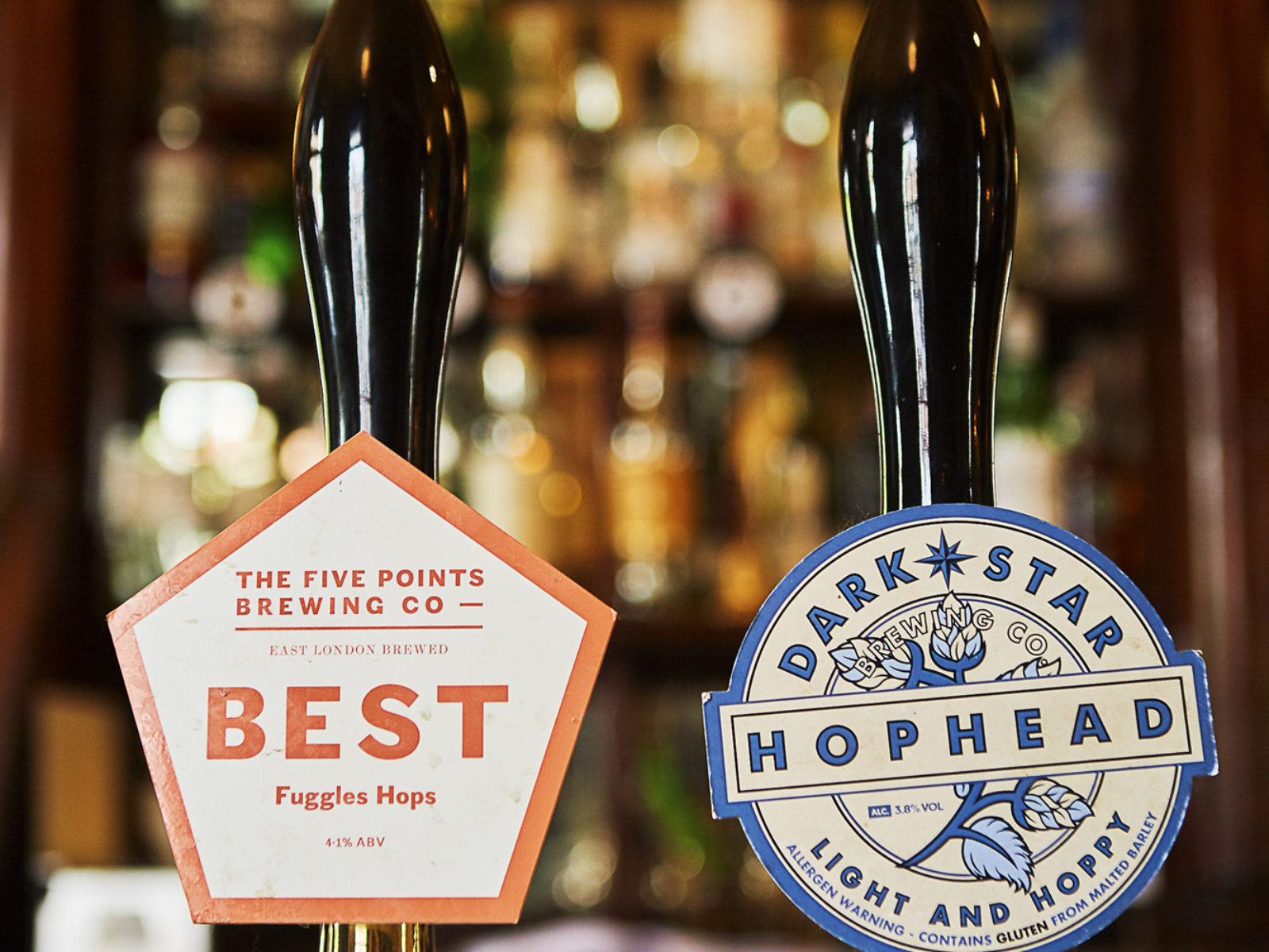 Have you tried our great cask ales? | photo by Clare Lewington